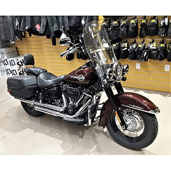 2018 Harley-Davidson Softail Heritage Classic 114 for sale 201100405