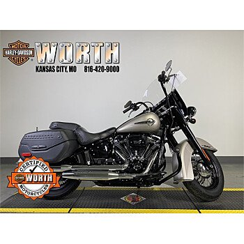 2018 Harley-Davidson Softail Heritage Classic 114 for sale 201104646