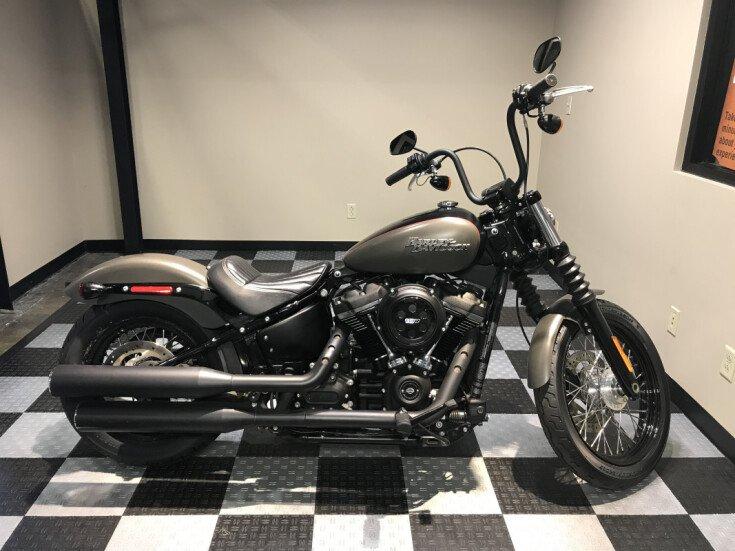 2018 Harley-Davidson Softail Street Bob for sale 201105038