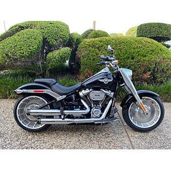 2018 Harley-Davidson Softail Fat Boy 114 for sale 201108264