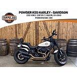 2018 Harley-Davidson Softail Fat Bob 114 for sale 201151910