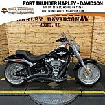 2018 Harley-Davidson Softail Fat Boy 114 for sale 201158107