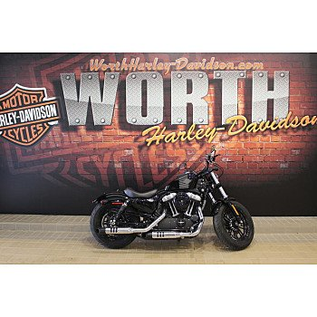 2018 Harley-Davidson Sportster Forty-Eight for sale 200702152