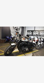 2018 Harley-Davidson Sportster for sale 200623051