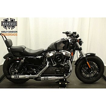 2018 Harley-Davidson Sportster Forty-Eight for sale 200734284