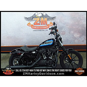 2018 Harley-Davidson Sportster Iron 1200 for sale 200758556