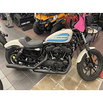 2018 Harley-Davidson Sportster Iron 1200 for sale 200849195