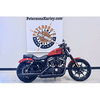 2018 Harley-Davidson Sportster Iron 883 for sale 200867783
