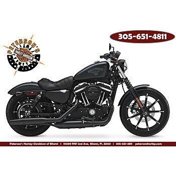 2018 Harley-Davidson Sportster Iron 883 for sale 200867788