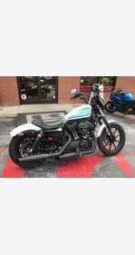 2018 Harley-Davidson Sportster Iron 1200 for sale 200911105