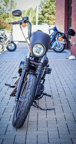 2018 Harley-Davidson Sportster Iron 1200 for sale 201005982