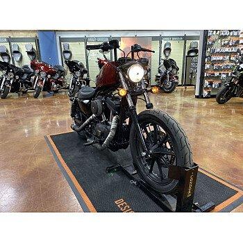2018 Harley-Davidson Sportster Iron 1200 for sale 201048085