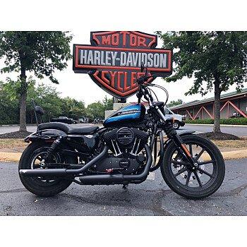 2018 Harley-Davidson Sportster Iron 1200 for sale 201123106