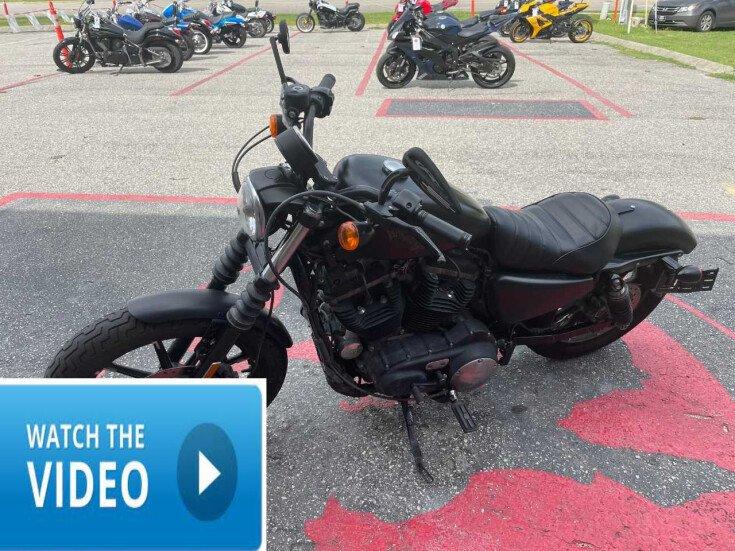 2018 Harley-Davidson Sportster Iron 883 for sale 201148742