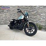 2018 Harley-Davidson Sportster Iron 1200 for sale 201158816