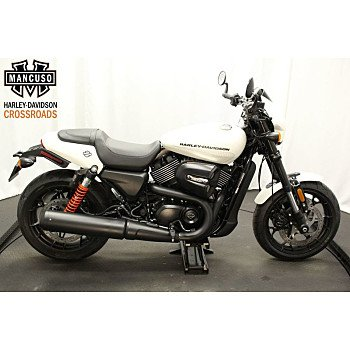 2018 Harley-Davidson Street 500 for sale 200509867