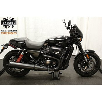 2018 Harley-Davidson Street 500 for sale 200644037