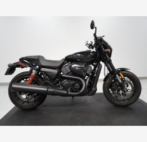 2018 Harley-Davidson Street 500 for sale 200797211