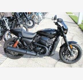 2018 Harley-Davidson Street 500 for sale 200801428