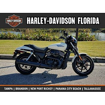 2018 Harley-Davidson Street 750 for sale 200523431