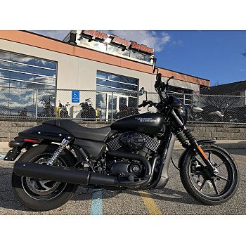2018 Harley-Davidson Street 750 for sale 200687866