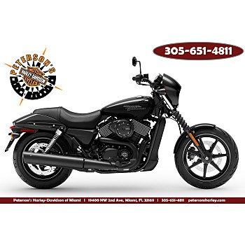 2018 Harley-Davidson Street 750 for sale 200867906