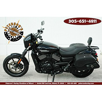 2018 Harley-Davidson Street 750 for sale 200867970