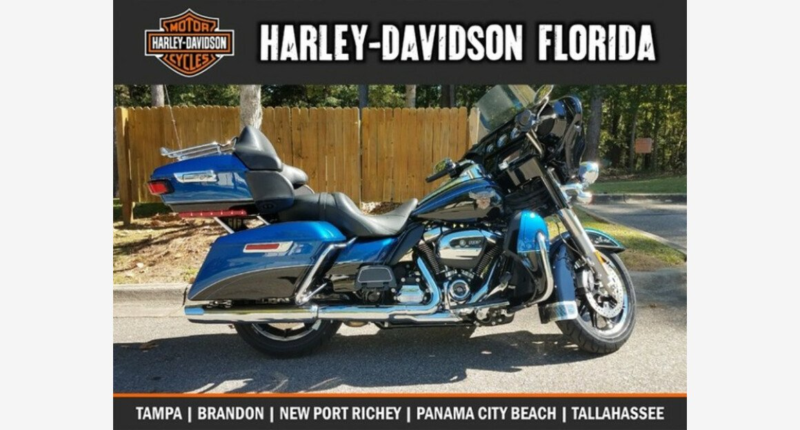 2018 Harley-Davidson Touring 115th Anniversary Ultra Limited for sale 200521661