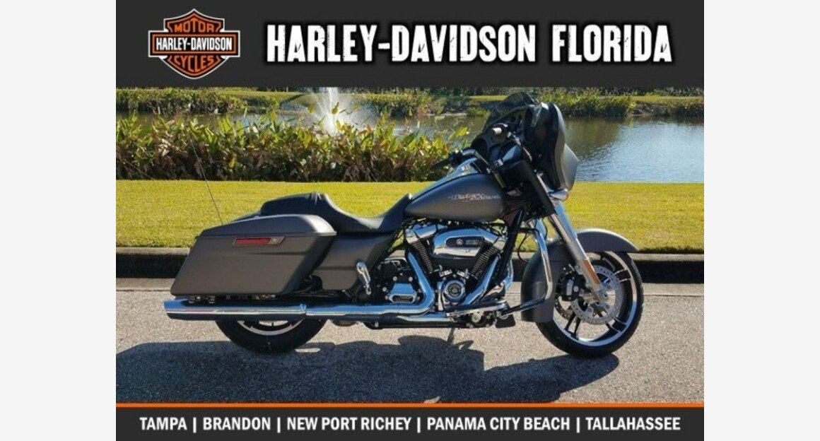 2018 Harley-Davidson Touring for sale 200523412
