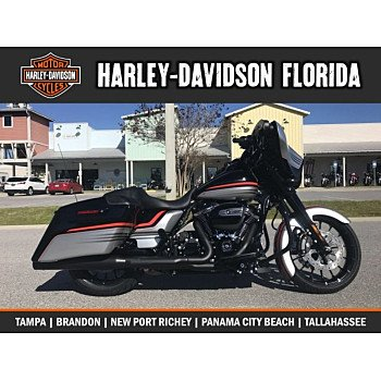 2018 Harley-Davidson Touring Street Glide Special for sale 200523639