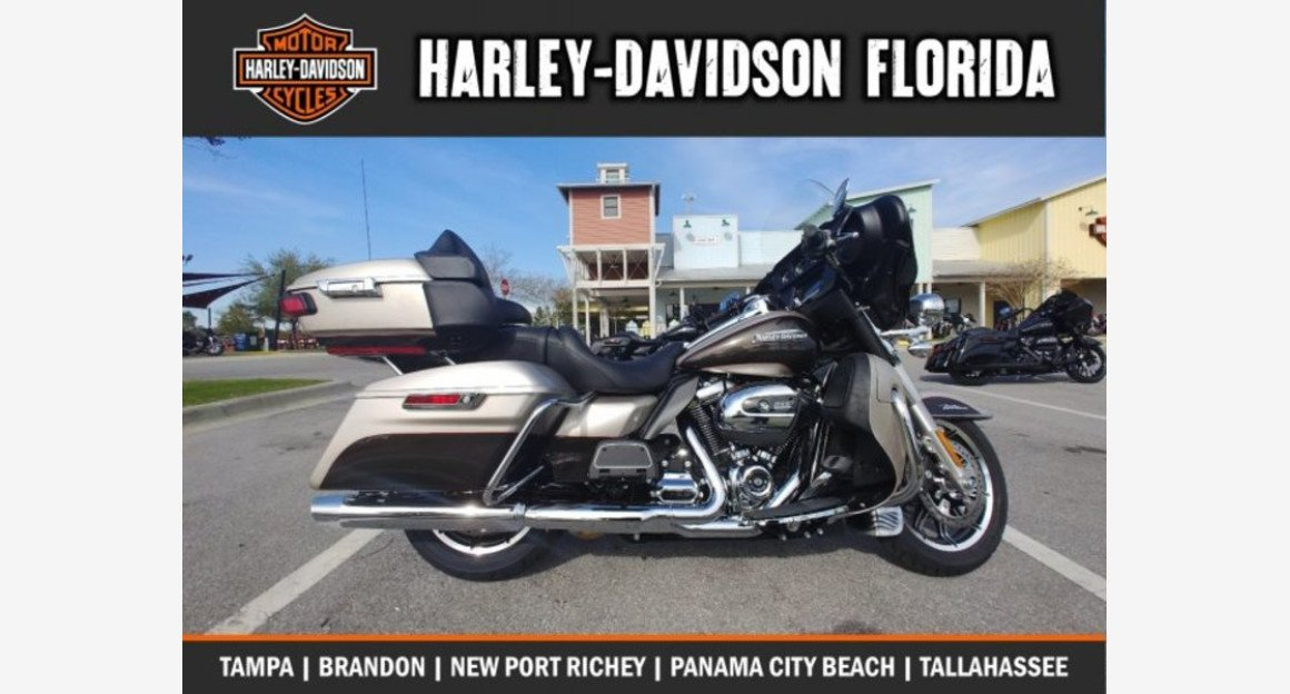 2018 Harley-Davidson Touring Electra Glide Ultra Classic for sale 200523670
