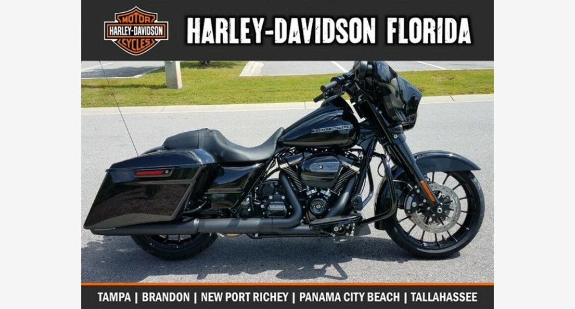 2018 Harley-Davidson Touring Street Glide Special for sale 200523703