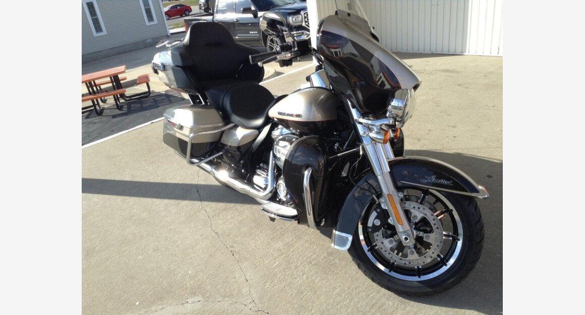 2018 Harley-Davidson Touring for sale 200548758