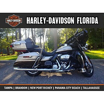 2018 Harley-Davidson Touring Ultra Limited for sale 200596627