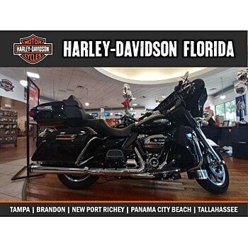 2018 Harley-Davidson Touring Electra Glide Ultra Classic for sale 200600586