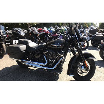 2018 Harley-Davidson Touring Heritage Classic for sale 200625440
