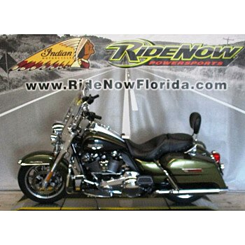 2018 Harley-Davidson Touring Road King for sale 200629839