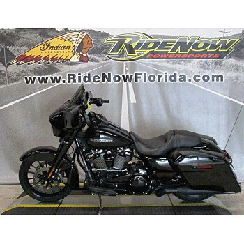 2018 Harley-Davidson Touring Street Glide Special for sale 200639481