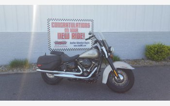 2018 Harley-Davidson Touring Heritage Classic for sale 200647664