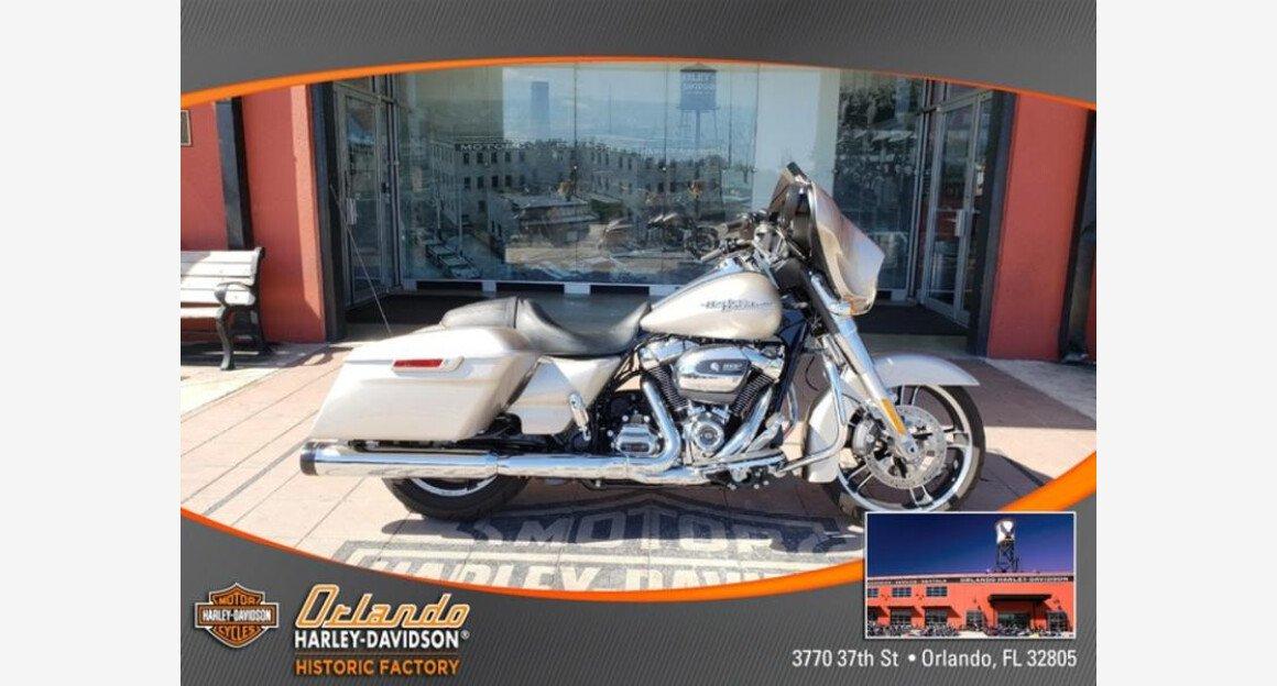 2018 Harley-Davidson Touring Street Glide for sale 200648012
