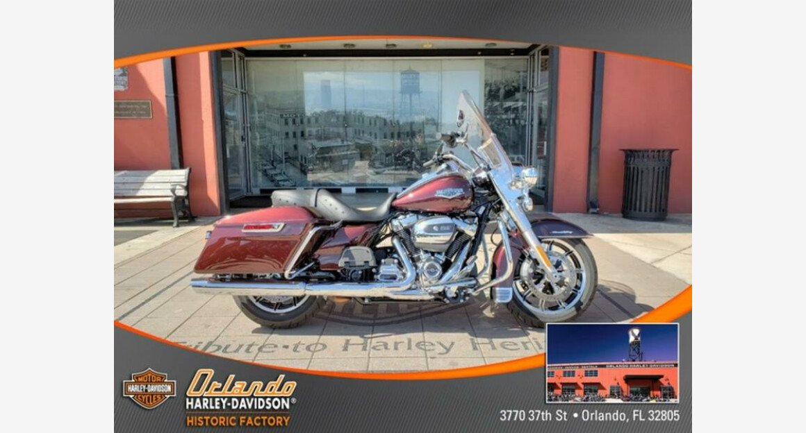 2018 Harley-Davidson Touring Road King for sale 200648013