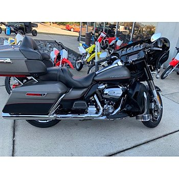 2018 Harley-Davidson Touring for sale 200654305
