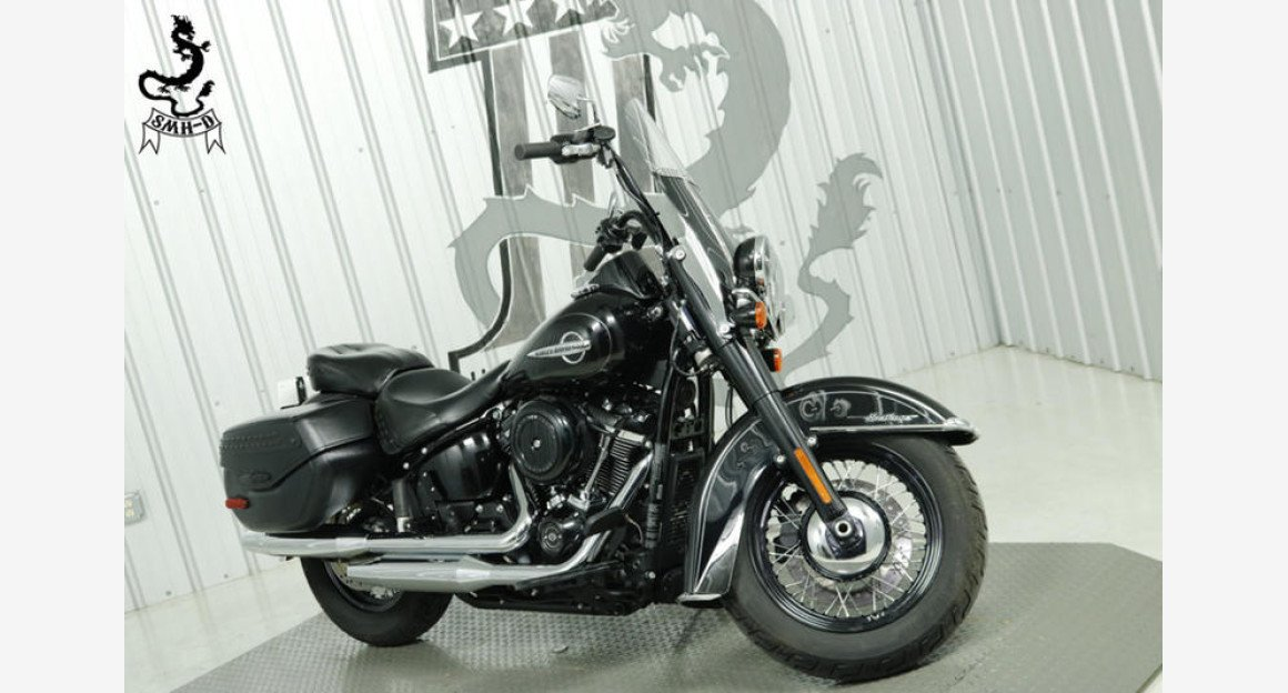 2018 Harley-Davidson Touring Heritage Classic for sale 200663329