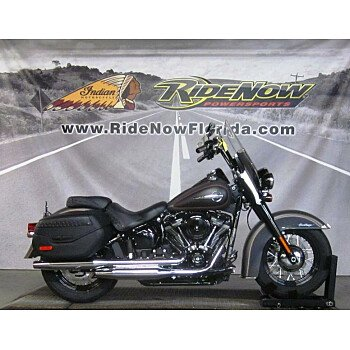 2018 Harley-Davidson Touring Heritage Classic for sale 200664106