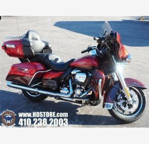 2018 Harley-Davidson Touring Ultra Limited for sale 200590661