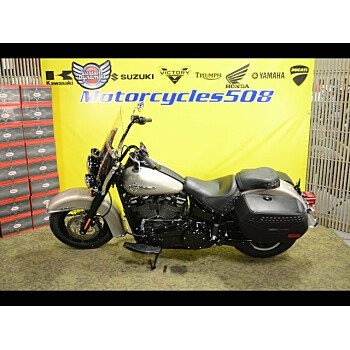 2018 Harley-Davidson Touring Heritage Classic for sale 200687229