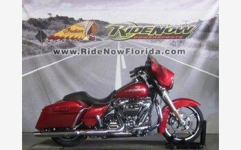 2018 Harley-Davidson Touring Street Glide for sale 200695347