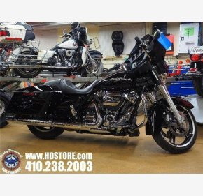 2018 Harley-Davidson Touring Street Glide for sale 200701573