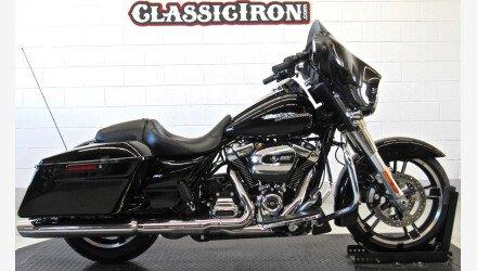 2018 Harley-Davidson Touring Street Glide for sale 200720162
