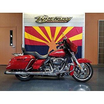 2018 Harley-Davidson Touring Road King for sale 200731056